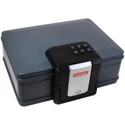 First Alert 2601Df Waterproof Fire Chest With Digital Lock (0.19 Cubic Ft)