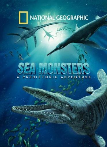 Sea Monsters A Prehistoric Adventure Movie Poster (11 x 17) WQFDBTEKDP4YT6YP
