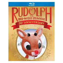 Rudolph the red nosed reindeer 50th anniversary collection (blu-ray)-nla BR03535
