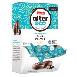 Alter Eco - Organic Dark Milk Chocolate Truffles Silk Velvet - 60 Piece(s)