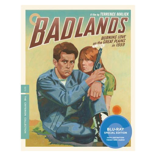 Badlands (blu ray) (ws/1.78:1) 1638852