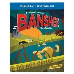 Banshee-complete 4th season (blu-ray/digital hd/3 disc) BR617649