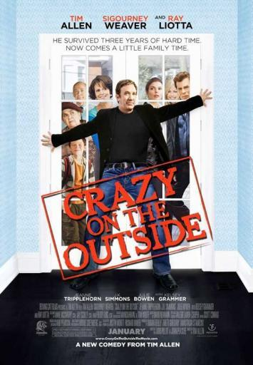 Crazy on the Outside Movie Poster (11 x 17) SA4NHAGPHHFKIGL8