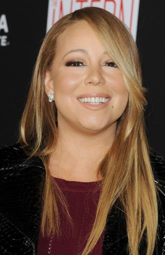 Mariah Carey At Arrivals For The Intern Premiere, Ziegfeld Theatre, New York, Ny September 21, 2015. Photo By Kristin CallahanEverett Collection.