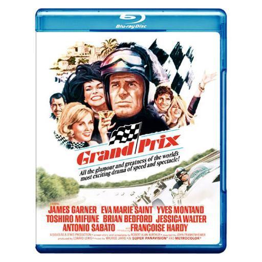 Grand prix (blu-ray/ws-16x9/eng-sp-fr sub) VAEVGJRYQJAJNLEM