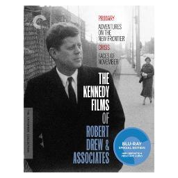 Kennedy films of robert drew & associates (blu-ray/1960-64/ws 1.33/b&w) BRCC2611