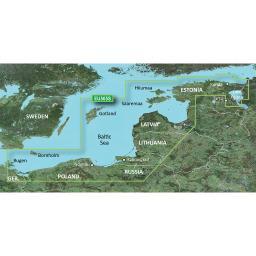 Garmin Bluechart G2 Hxeu505S  Baltic Sea East Coast  010-C0849-20