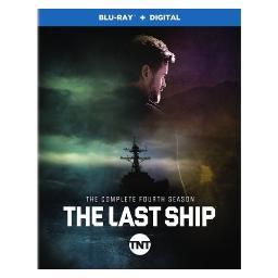 Last ship-complete 4th season (blu-ray/2 disc/ws 1.78) BRT705838