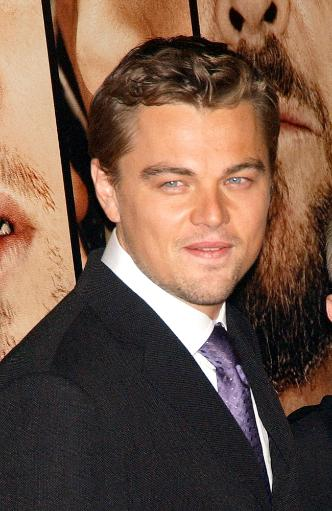 Leonardo Dicaprio At Arrivals For The Departed Premiere, Ziegfeld Theatre, New York, Ny, September 26, 2006. Photo By Kristin CallahanEverett.