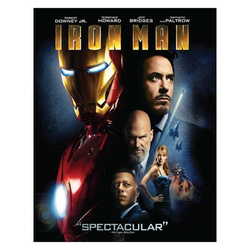 Iron man (blu ray) (ws/eng 5.1 dol tru hd)-nla OW1ZQTYSZQ03AELC