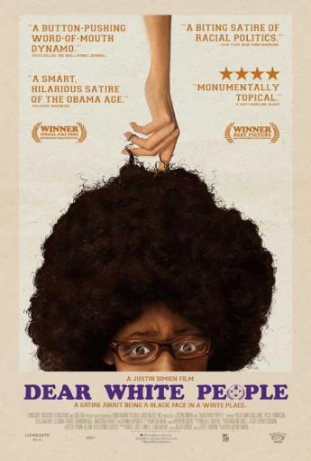 Dear White People Movie Poster Print (27 x 40) 6AGLGXZF71TAMTTO