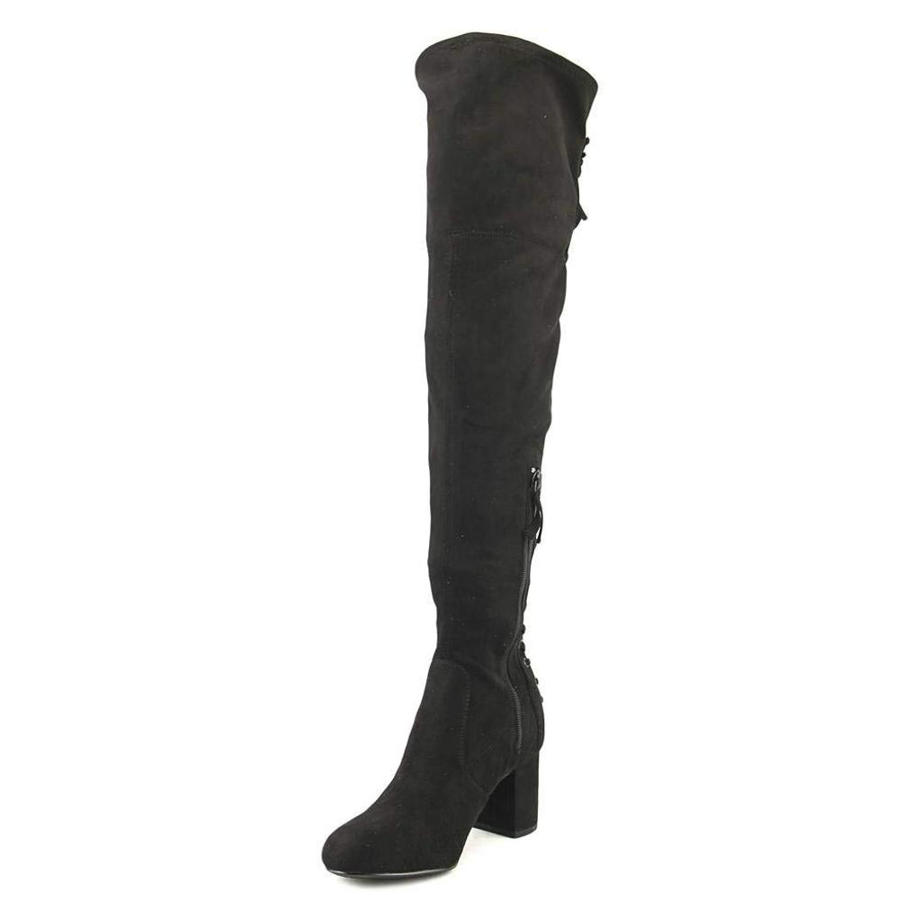 Charles by Charles David Womens Ollie Fabric Closed Toe Over Knee Fashion Boots