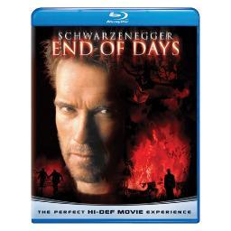 End of days (blu ray) (eng sdh/span/fren/dts-hd) BR61105011