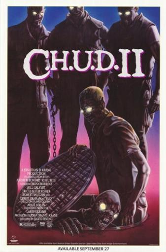 C.H.U.D. II - Bud the Chud Movie Poster (11 x 17) VJ3OWFTAORBKSCPF