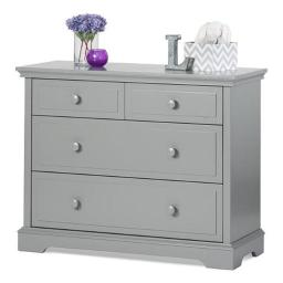 Child Craft F09409.87 Universal Select Dresser - Cool Gray