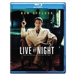 Live by night (blu-ray) BR507005