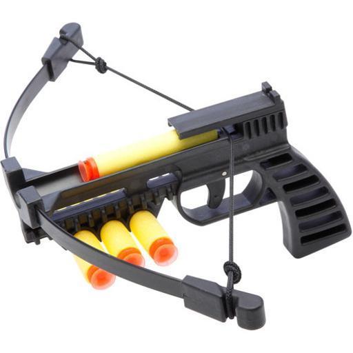 Nxt generation toys nxtpx10b nxt generation black crossbow pistol w/quiver & projectiles R07EL1IJNHKQGHPJ