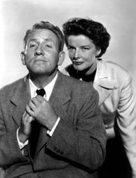 Adam'S Rib Spencer Tracy Katharine Hepburn 1949 Photo Print EVCMBDADRIEC006HLARGE