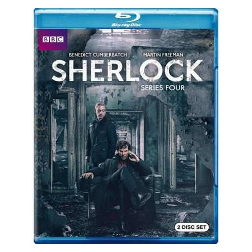 Sherlock-season 4 (blu-ray/2 disc/o-sleeve) 1287362