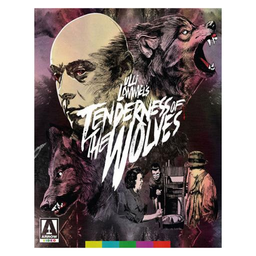 Tenderness of the wolves (blu-ray/dvd) 1290643