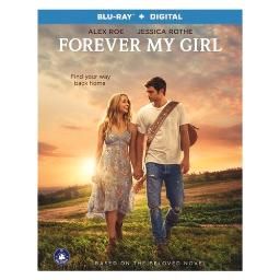 Forever my girl (blu ray/uv) BR54122