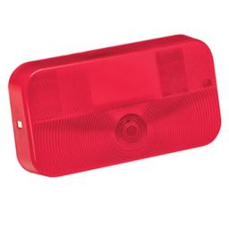 Bargman 30-92-012 Replacement Part, Taillight Lens, 8.90 x 1.75 x 4.50 in.