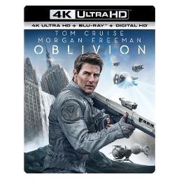 Oblivion (blu-ray/4kuhd mastered/ultraviolet/digital hd) BR61179016