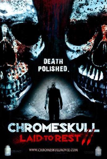ChromeSkull Laid to Rest 2 Movie Poster (11 x 17) EYXMPFGALHHLKCOA