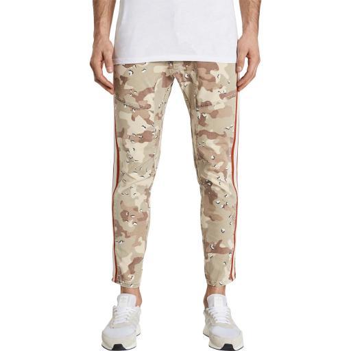 NXP Mens Sergeant Camoflage Varsity Striped Pants