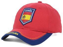 "Espana Futbol Rhinox ""World Cup"" Adjustable Hat"