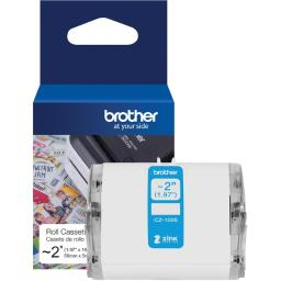 Brother international corporat cz-1005 2 (1.97) 50mm roll cleaning cassette for use with vc-500w
