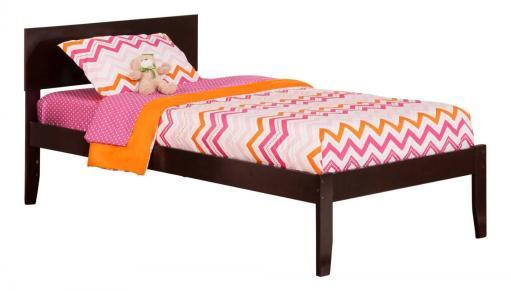 Orlando Twin Bed in Espresso QPF8OQVMIGQCYTI6