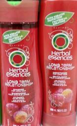 Herbal Essences Long Term Relationship Shampoo And Coditioner