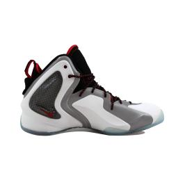 8e93a552bca0f Nike Nike Lil Penny Posite White Reflect Silver-Black-Chilling Red 630999- 100