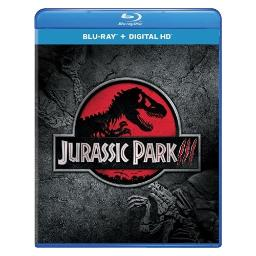 Jurassic park 3 (blu ray w/digital hd) BR61170041