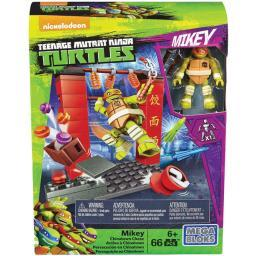 Mega bloks(r) dpw79 teenage mutant ninja turtles(r) michelangelo(r) chinatown chase DPW79