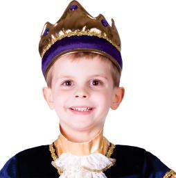 Crown Child Purple