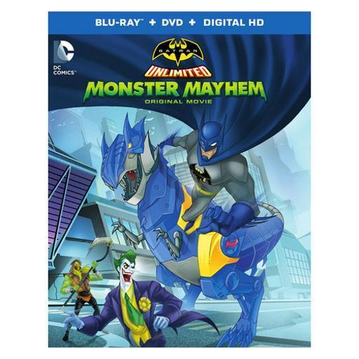 Batman unlimited-monster mayhem (blu-ray) 6T4M2BDLAN3JALU4