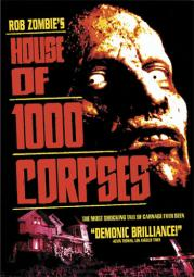 House of 1000 corpse (dvd/rob zombie) DVM8429D
