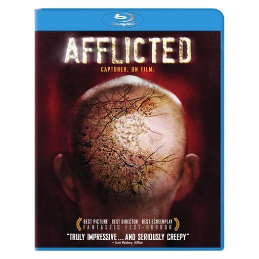 Afflicted (blu-ray/ultraviolet/ws 1.85/dol dig 5.1) IRPMCSDAWXRZYHFG