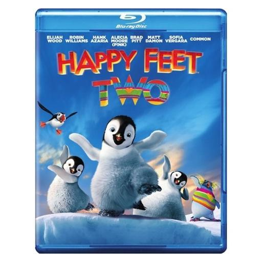 Happy feet 2 (blu-ray/re-pkgd) WULDURFE24XGVSGR