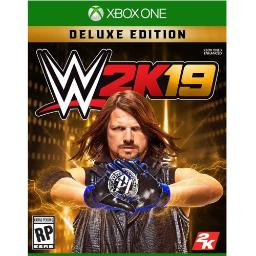 Take-two interactive software, 59073 xb1 wwe 2k19 deluxe edition