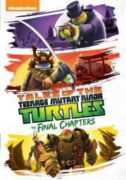 Tales of teenage mutant ninja turtles-final chapters (dvd) D59193243D