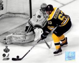 Brad Marchand Game 3 of the 2011 NHL Stanley Cup Finals Spotlight Action Sports Photo PFSAANS12801