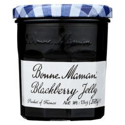 Bonne Maman Jelly - Blackberry - Case Of 6 - 13 Oz.
