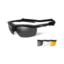 Wiley x 4006 wiley x guard 3 lens pack matte