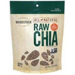 Chia Seeds Raw 7 OZ (Pack of 6)