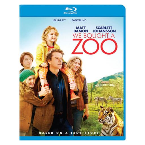 We bought a zoo (blu-ray/ws/re-pkgd) VGKWH3DTTWZAKJ0W