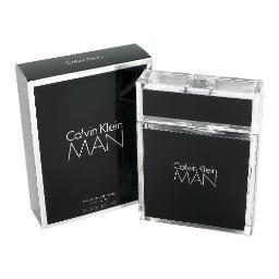 Man By Calvin Klein For Men, Eau De Toilette Spray, 3.4 Ounce