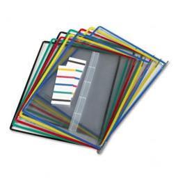 Tarifold- Inc. P090 Replacement Pivoting Pockets for Wall Unit & Desktop Starter Set- 10/Pack